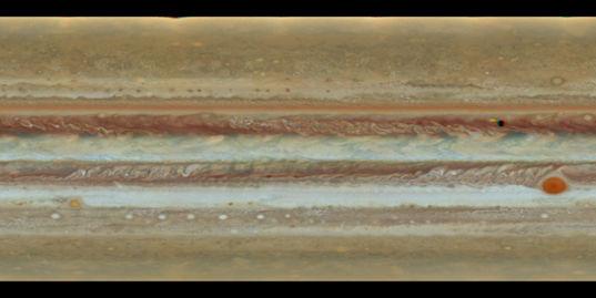 Jupiter Rotation A, cycle 24