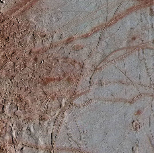 Chaos Transition on Europa