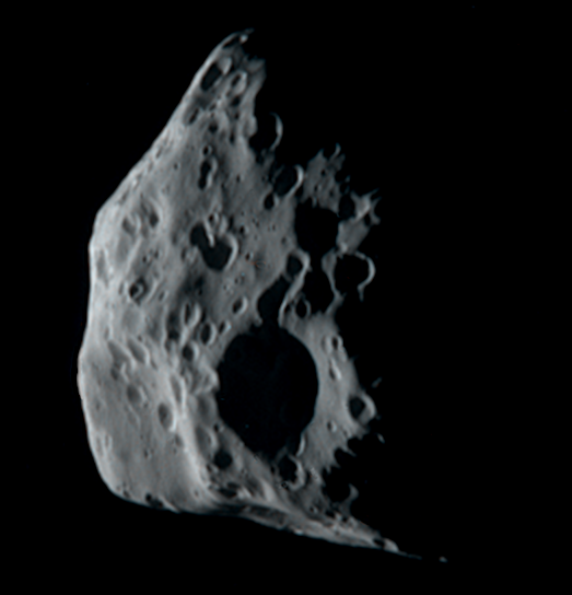 Epimetheus on March 30, 2005