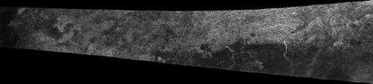 Southwestern Xanadu, Titan
