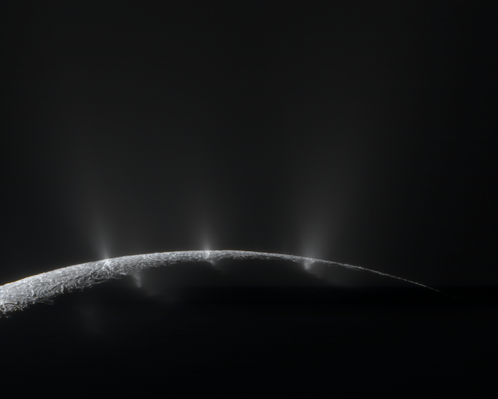 Enceladus Plumes The Planetary Society