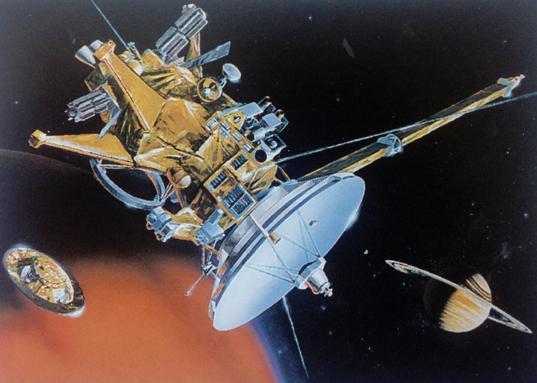Picturing Cassini