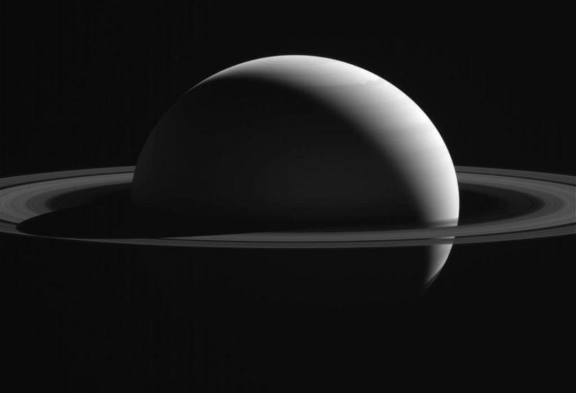Saturn on February 24, 2015