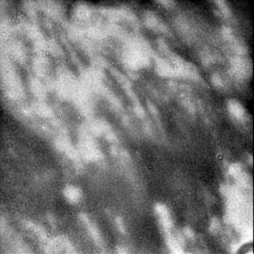 Complex bright-dark boundary on Titan