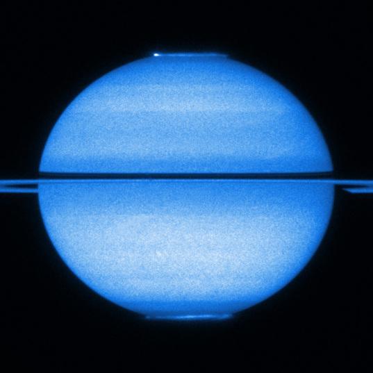 Saturn's aurorae