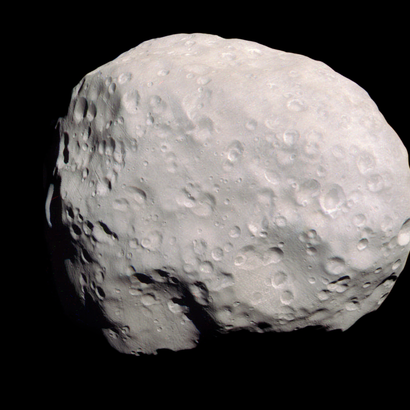 Approaching Epimetheus in color (#2)