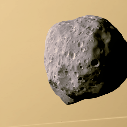 Epimetheus before Saturn