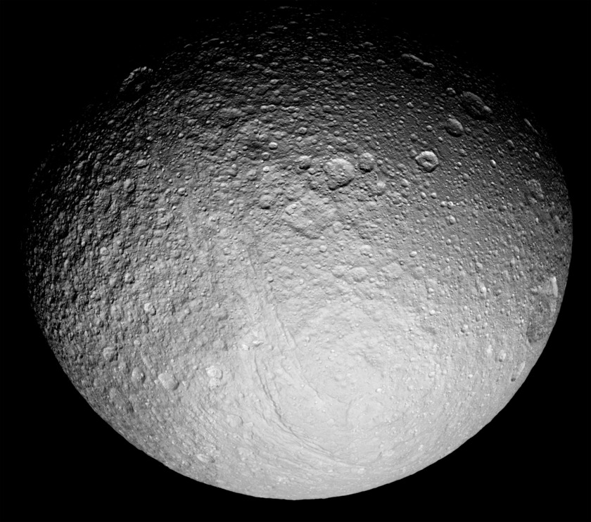 Near-global view of Tethys