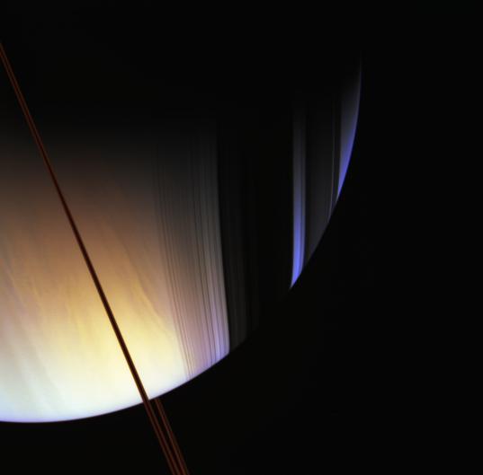 Moody Saturn