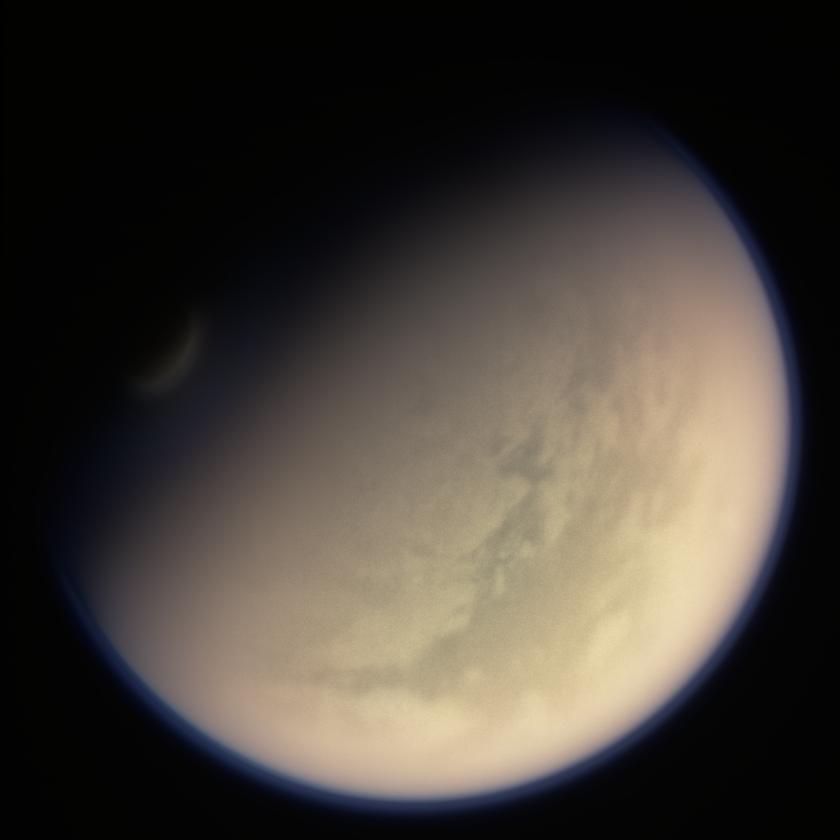 Piercing Titan's veil
