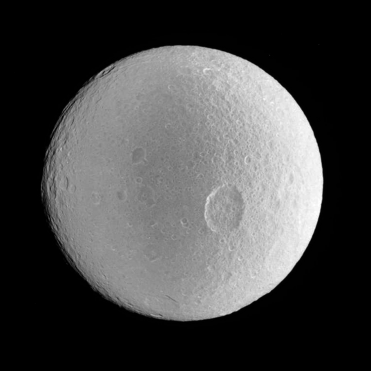Low-phase Tethys, 2 November 2009