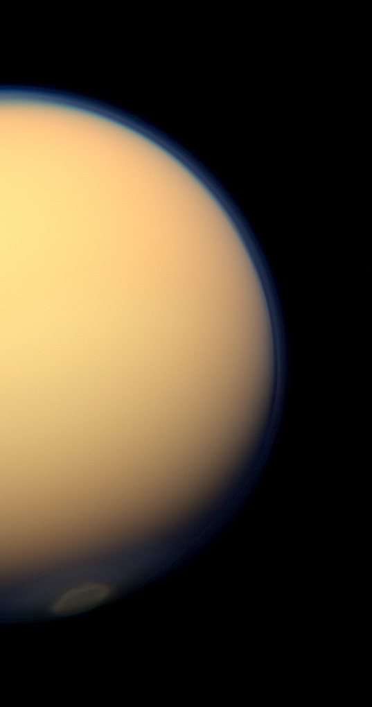 Titan's haze