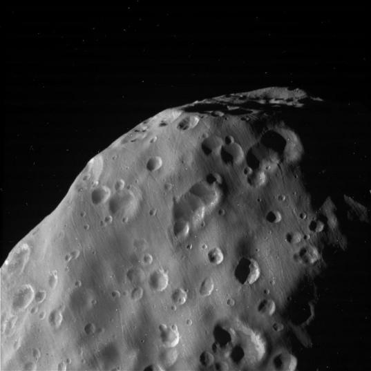 Epimetheus on Jan. 30, 2017