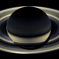 Cassini's 'Grand Finale' Saturn portrait (April 13, 2017)