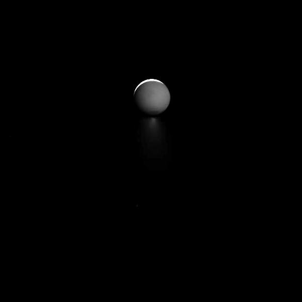A last look at Enceladus' plumes