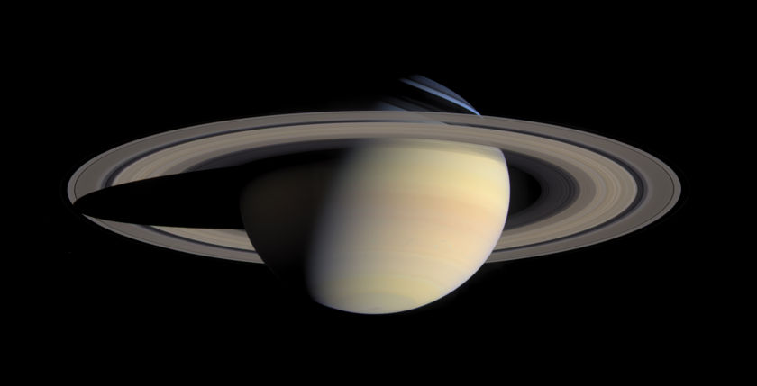 The most detailed view of Saturn yet