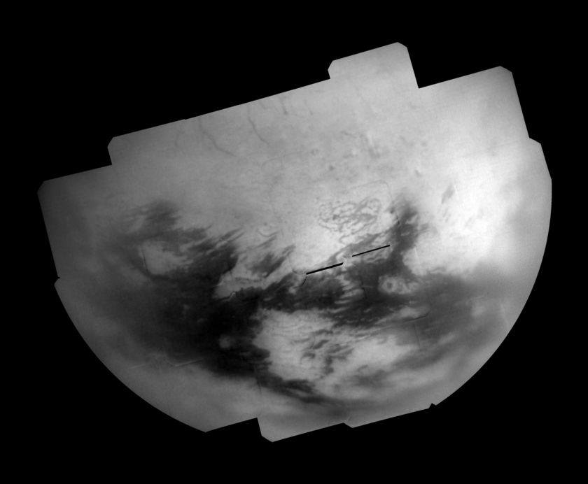 Titan mosaic: T28, April 11, 2007
