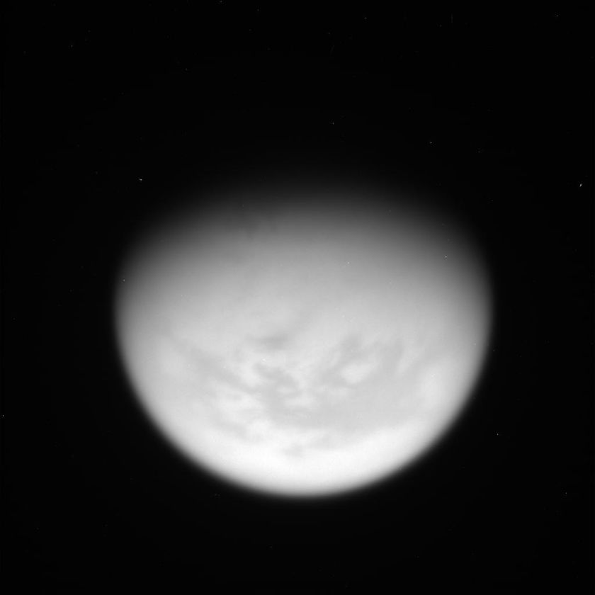 Global view of Titan through the CB3 filter