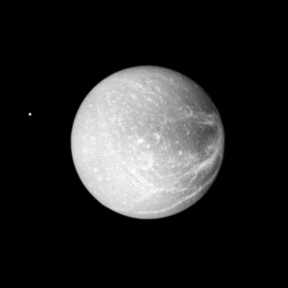 Dione and Regulus