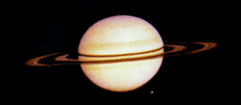 Then & Now: Saturn