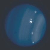 Uranus on November 13, 2011, from Keck (credit Larry Sromovsky)
