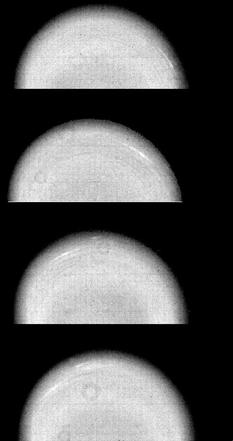 Cloud movement at Uranus