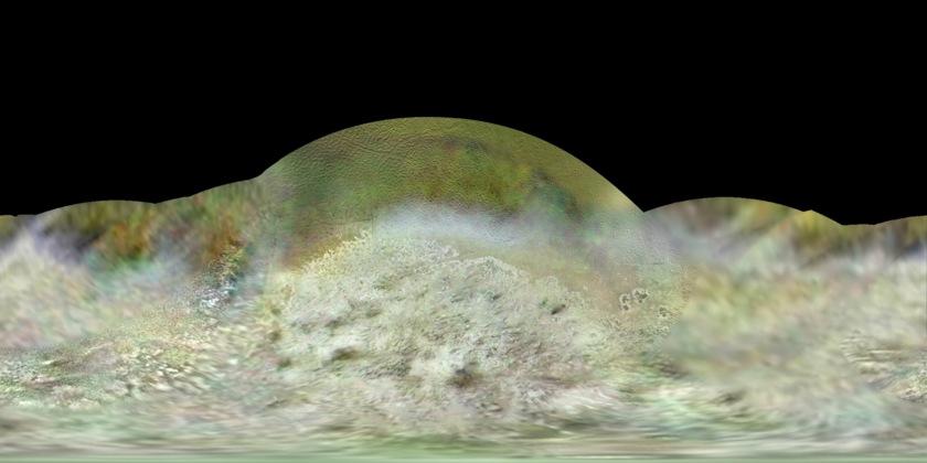Map of Triton