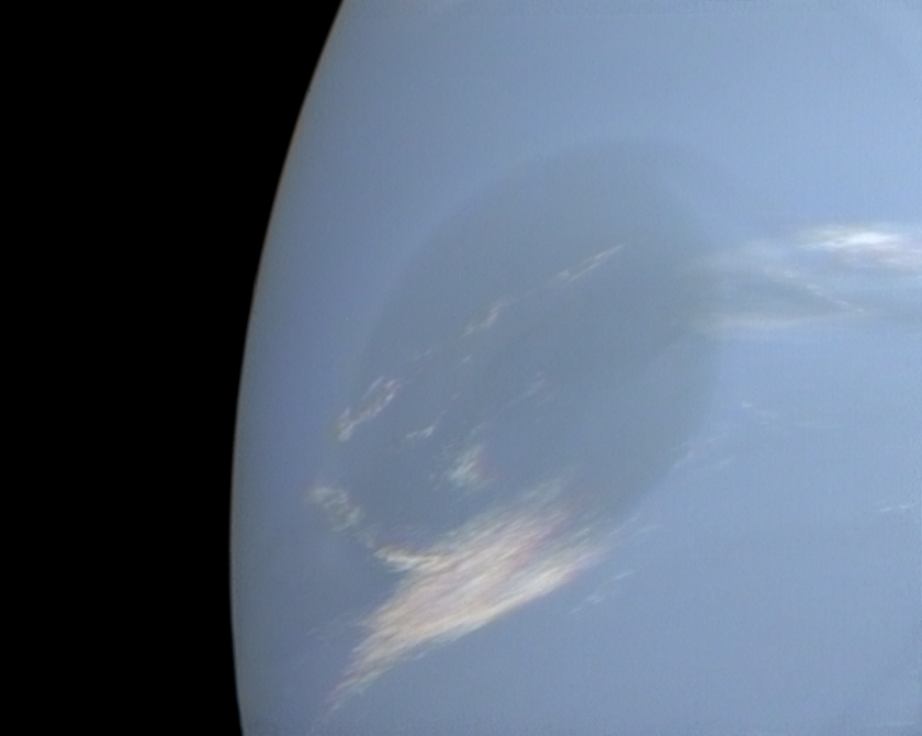 Neptune's Great Dark Spot