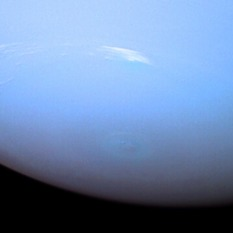 South Pole of Neptune