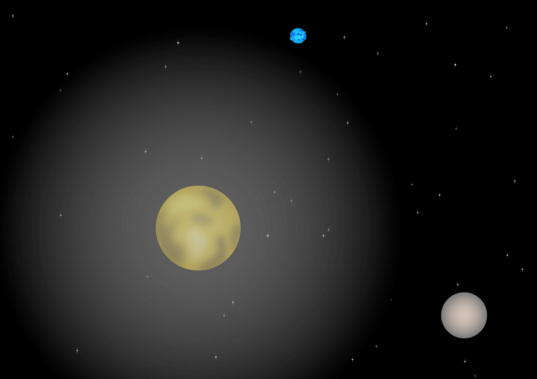 Pluto's tenuous atmosphere