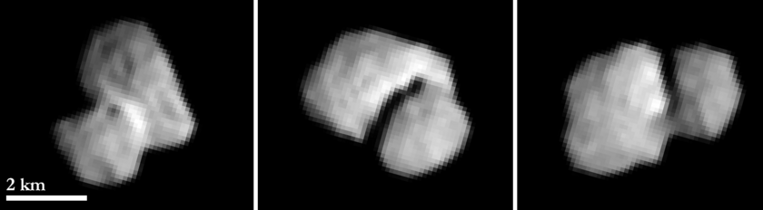Comet 67P/Churyumov-Gerasimenko on July 20, 2014