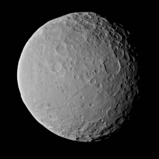 Approaching Ceres: Rotation Characterization 2