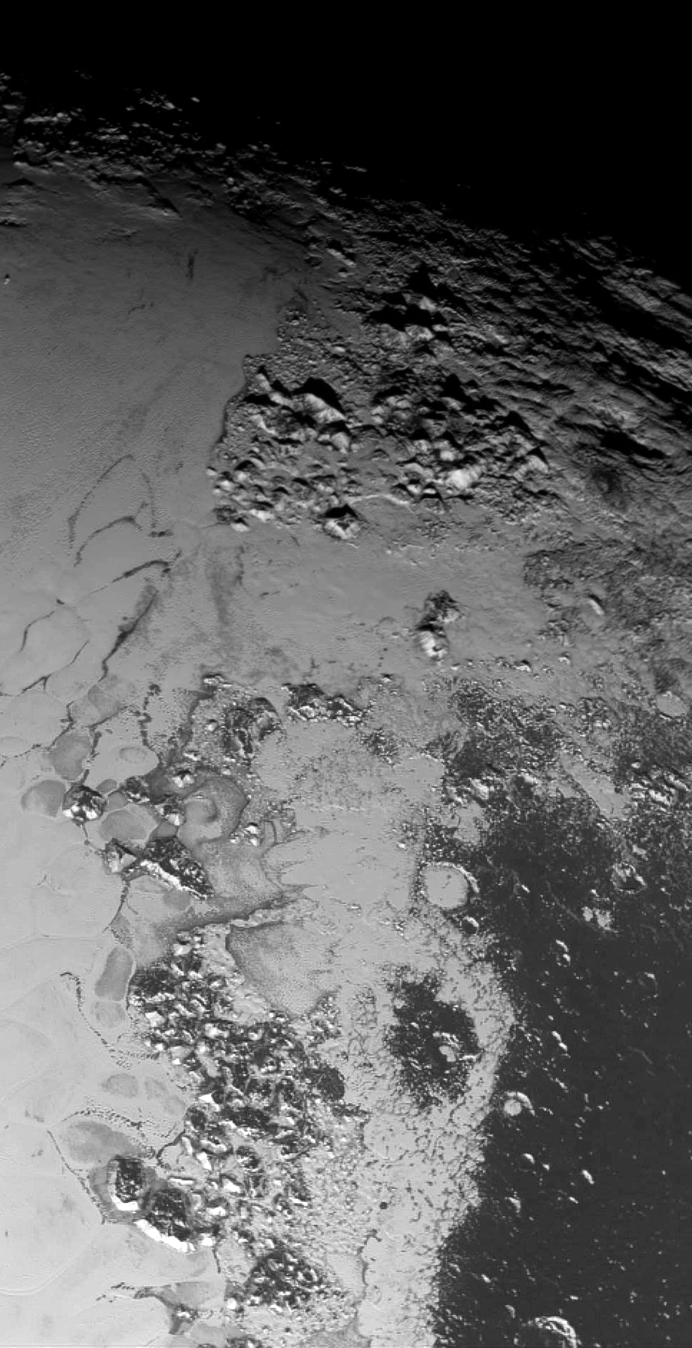 Pluto Has A Heart Love Him Back: New Horizons Encounter Plus One Week: Weird And Wonderful