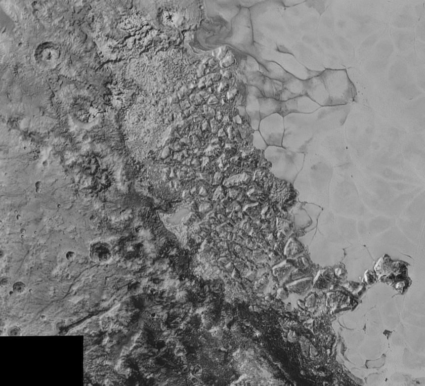 Detail: Pluto