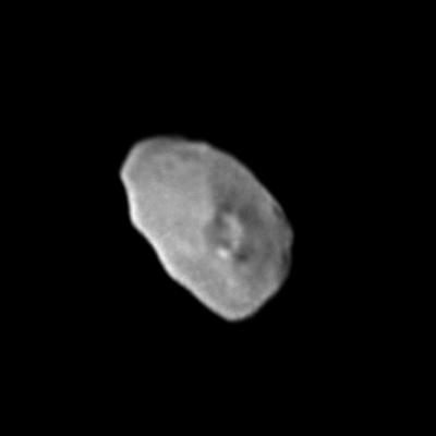 Nix from New Horizons