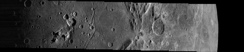 Charon panorama