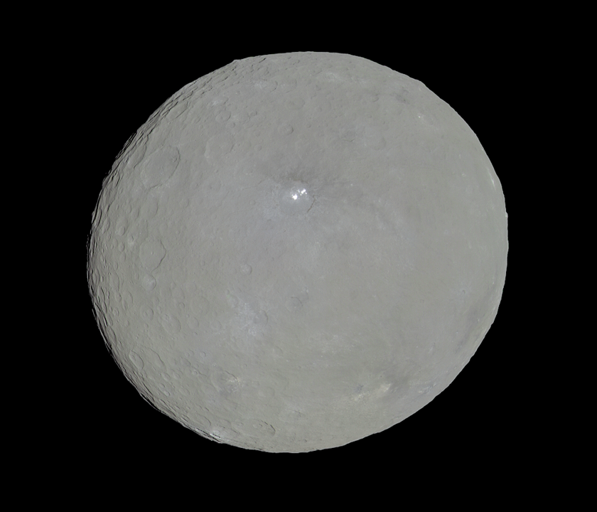 Ceres in color