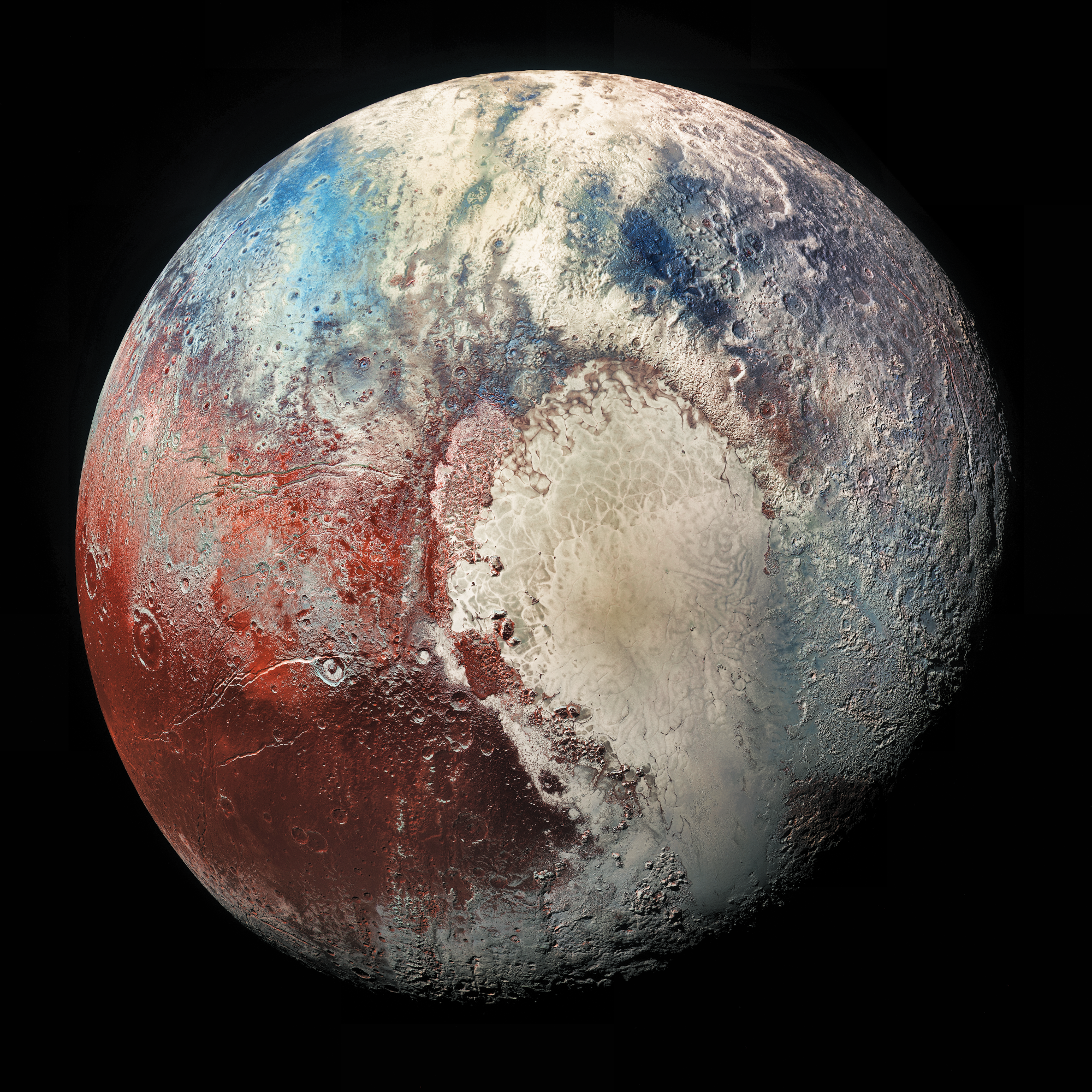 Remembering the Planets and what the heck happened to Pluto