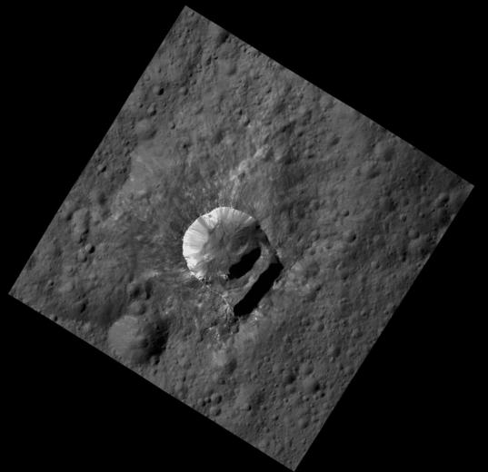 Oxo Crater at LAMO