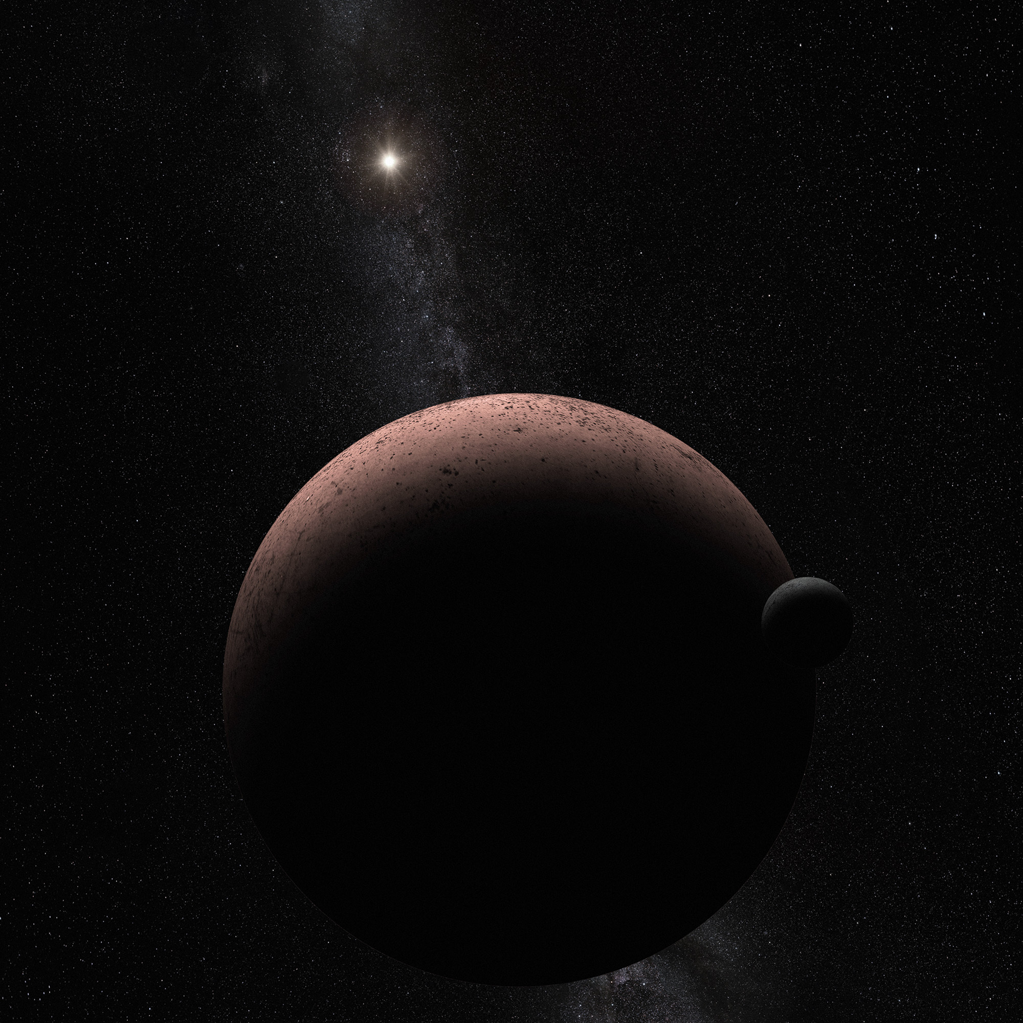 A Moon for Makemake | The Planetary Society