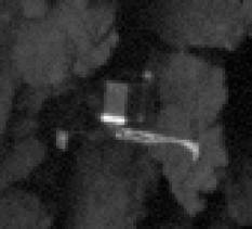 Philae found! (Detail)