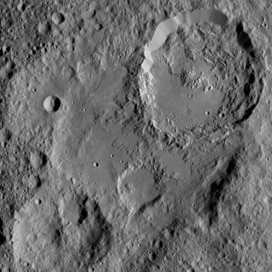 Ikapati Crater region