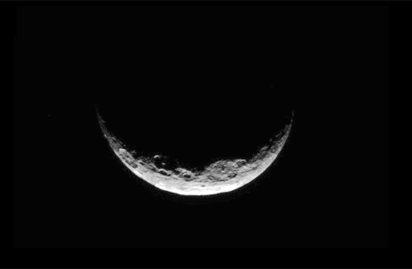 Crescent Ceres, 16 May 2017
