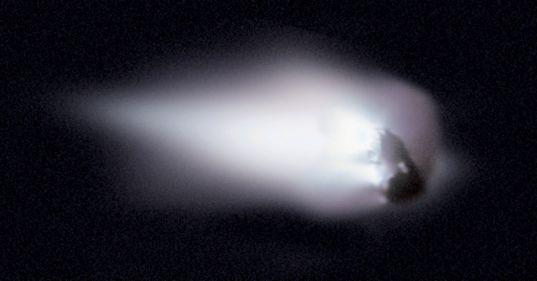 Halley's Comet nucleus