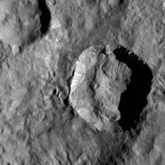Juling Crater