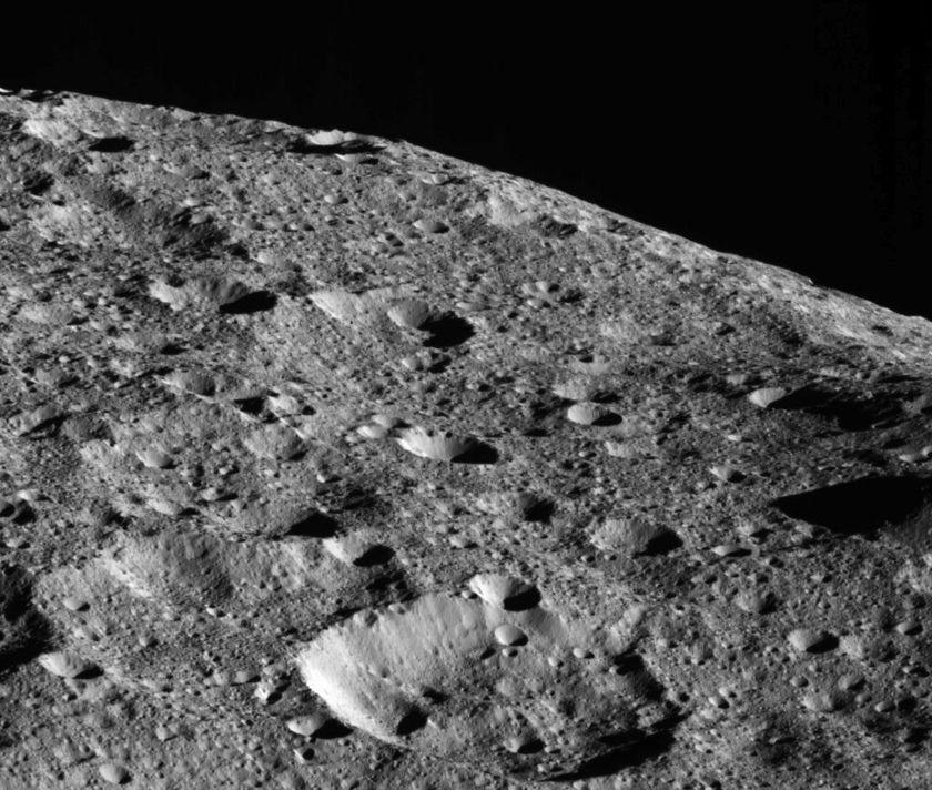 Ceres Limb