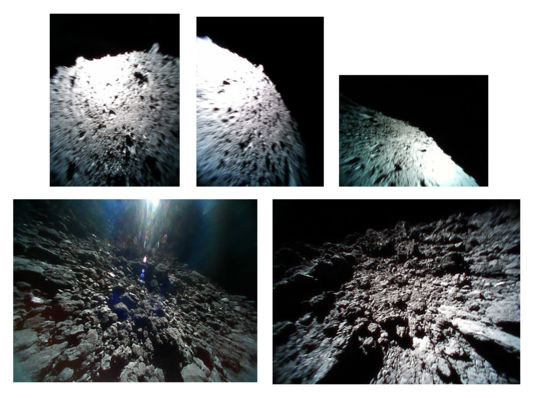 Scenes from Rover-1B