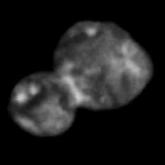 3D view of 2014 MU69