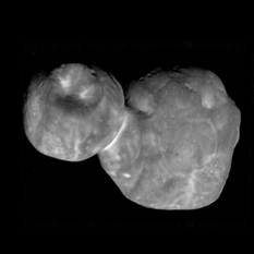Highest-resolution portrait of 2014 MU69