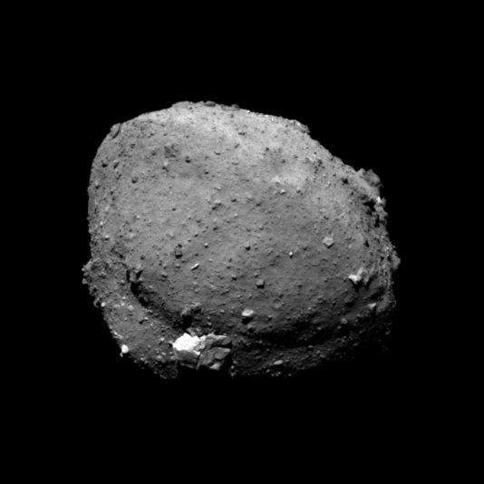 Ryugu from the south